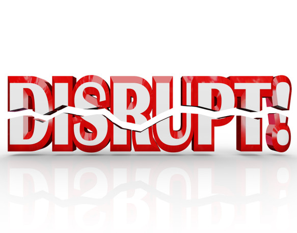 bigstock The word Disrupt in red D let 37026340 583x459